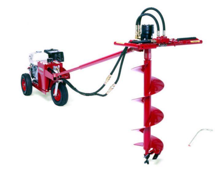 little-beaver-hydraulic-auger