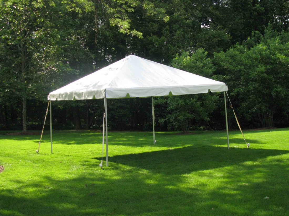 10X10 FRAME TENT
